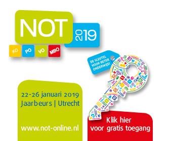 Klassenpost Registratielink NOT 2019